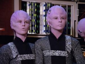 Star Trek - The Next Generation - saison 1 - 02