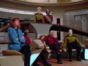 Star Trek - The Next Generation - saison 1 - 06