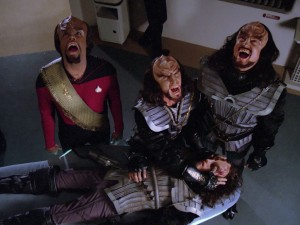 Star Trek - The Next Generation - saison 1 - 17