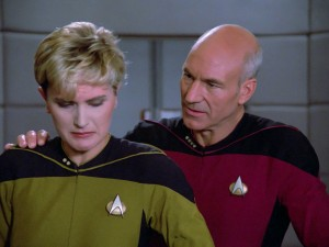 Star Trek - The Next Generation - saison 1 - 21