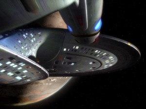 Star Trek - The Next Generation - saison 1 - 22