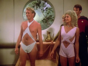 Star Trek - The Next Generation - saison 1 - 24