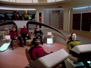 Star Trek - The Next Generation - saison 1 - 28