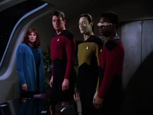 Star Trek - The Next Generation - saison 1 - 36