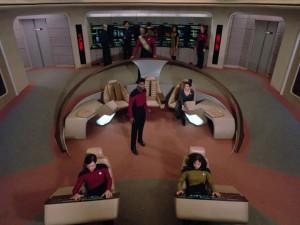 Star Trek - The Next Generation - saison 1 - 44
