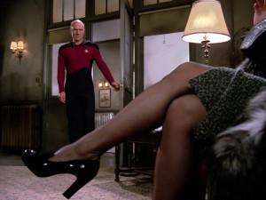 Star Trek - The Next Generation - saison 1 - 46