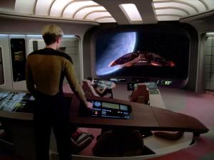 Star Trek - The Next Generation - saison 1 - 52
