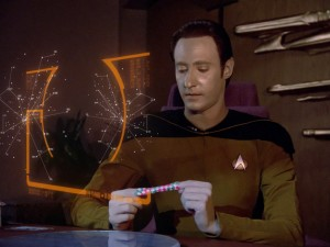 Star Trek - The Next Generation - saison 1 - 54