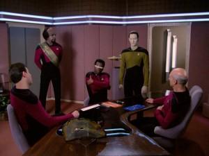 Star Trek - The Next Generation - saison 1 - 58