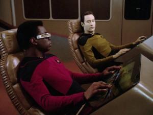 Star Trek - The Next Generation - saison 1 - 61