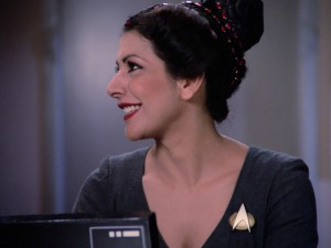 Star Trek - The Next Generation - saison 1 - 62
