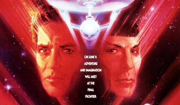 Star Trek V - L'ultime frontière - une