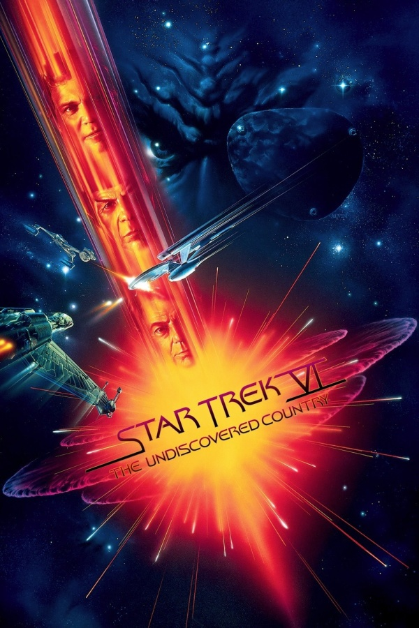 Star Trek VI - Terre inconnue - affiche