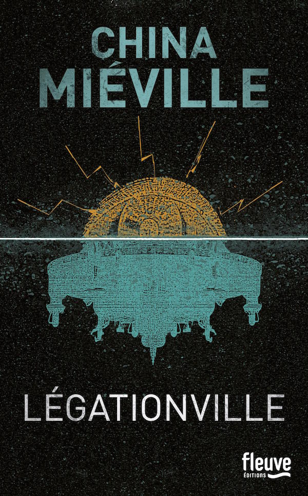 Légationville - Miéville - couverture