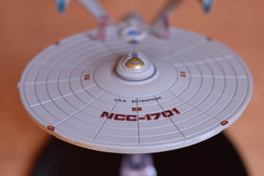 Vaisseaux Star Trek - NCC-1701 - 01