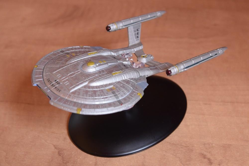 Vaisseaux Star Trek - NX-01 - 02