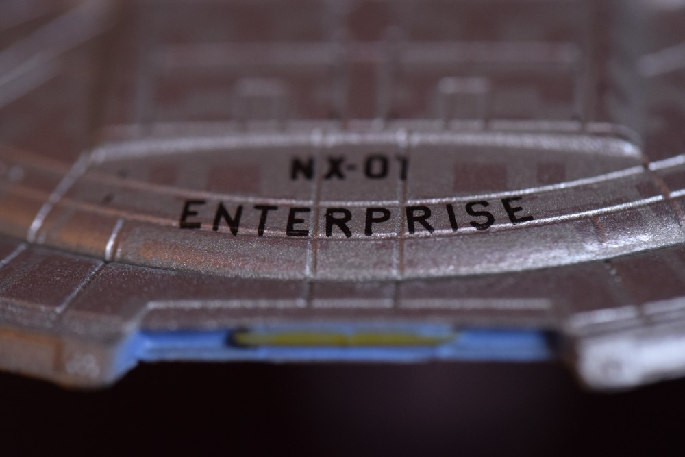 Vaisseaux Star Trek - NX-01 - 05