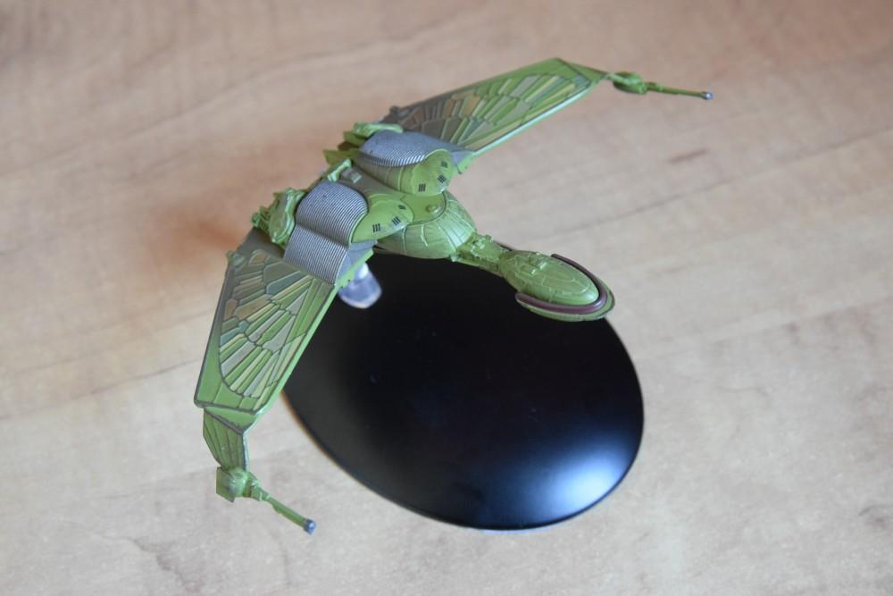 Vaisseaux Star Trek - Oiseau de proie klingon - 01