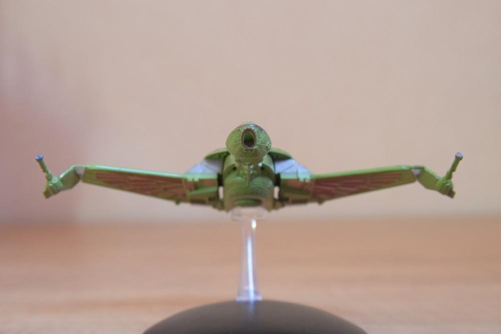 Vaisseaux Star Trek - Oiseau de proie klingon - 04
