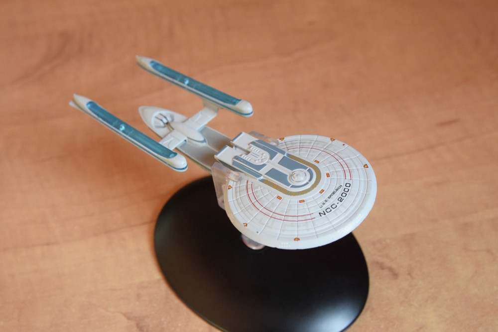 Vaisseaux Star Trek - USS Excelsior - 01