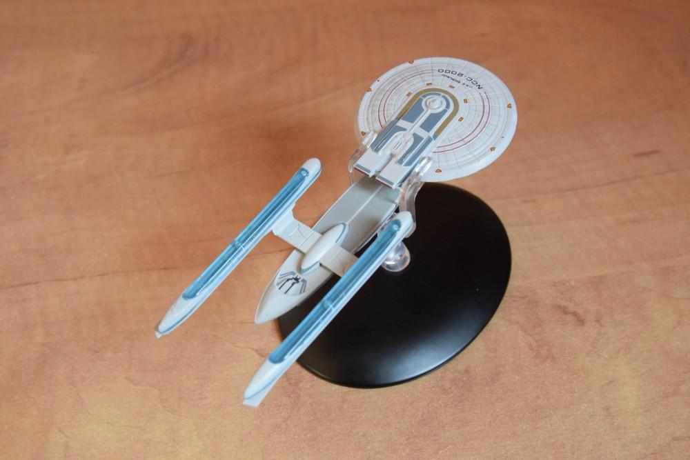 Vaisseaux Star Trek - USS Excelsior - 02