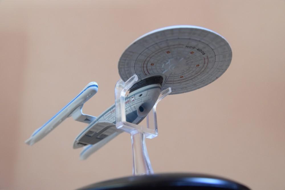 Vaisseaux Star Trek - USS Excelsior - 05