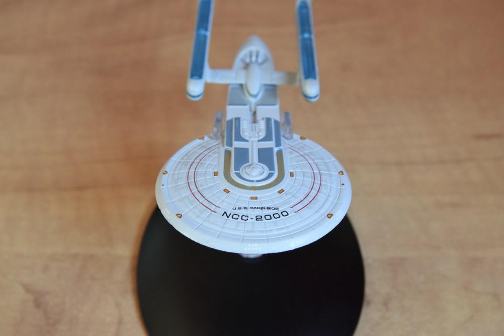 Vaisseaux Star Trek - USS Excelsior - 06