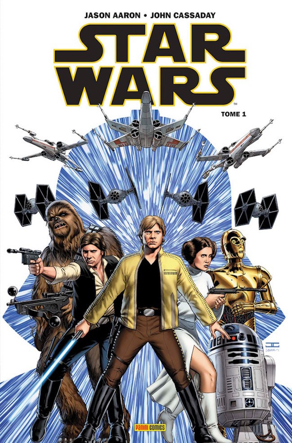 Star Wars Panini - couverture
