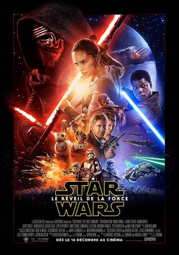 Star Wars VII - affiche