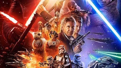 Star Wars VII - une
