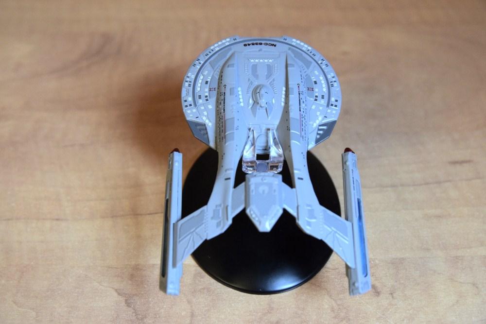 USS Thunderchild - Akira Class - 04