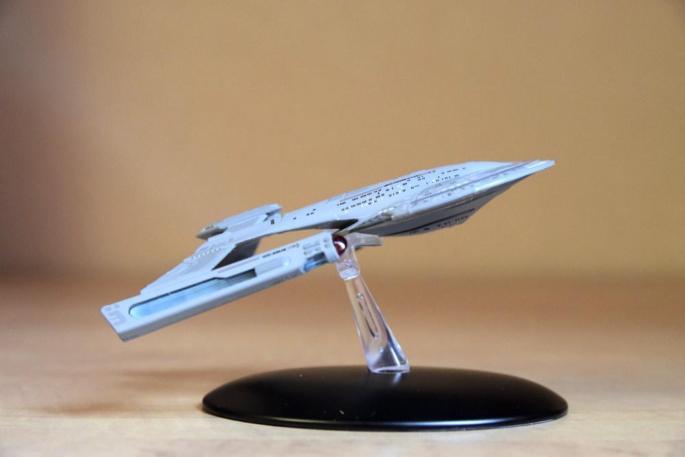 USS Thunderchild - Akira Class - 06