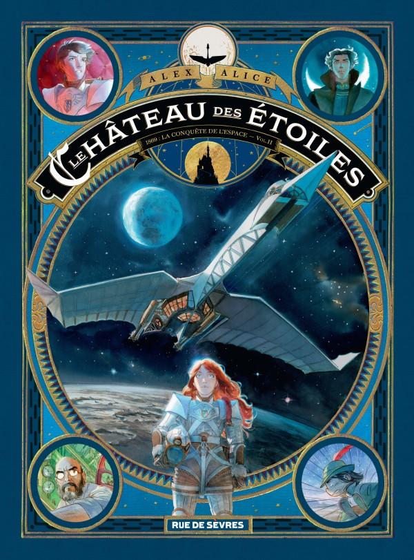 Le Chateau des étoiles - Alice - volume 2