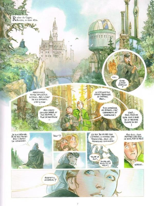 Le Chateau des étoiles - Alice - 02