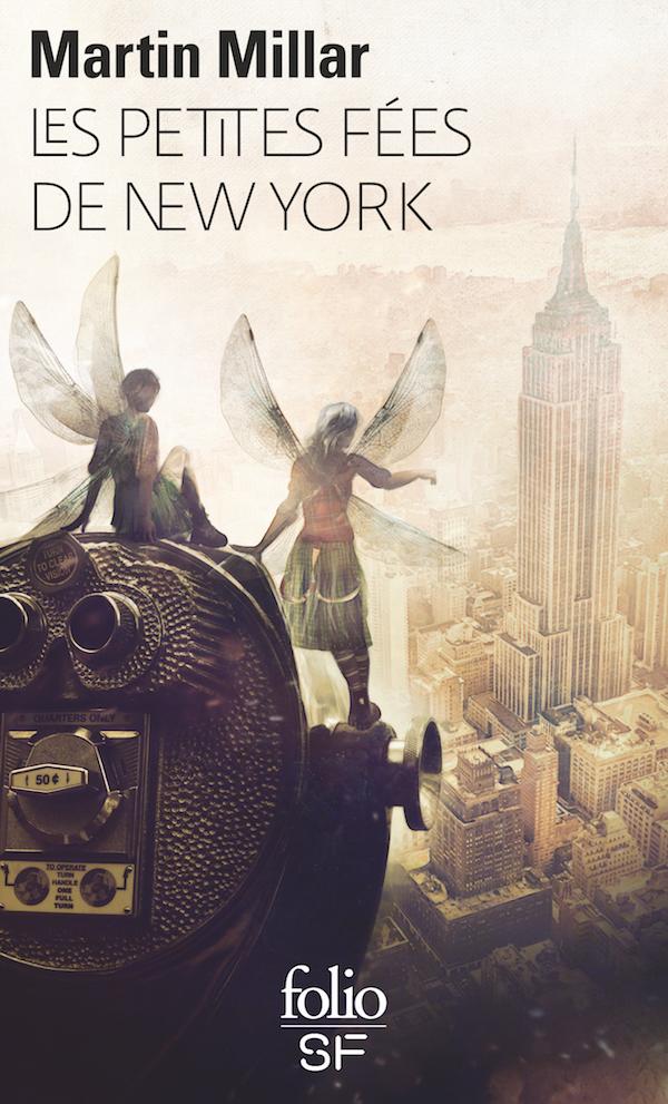Les petites fées de New York - Millar - couverture