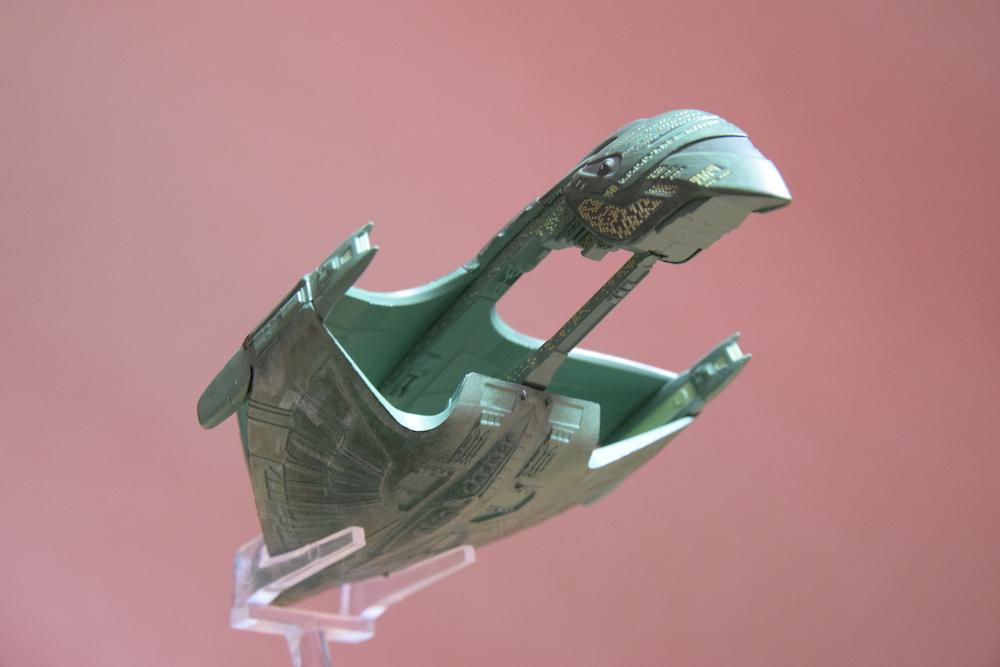 Oiseau de guerre romulien 07