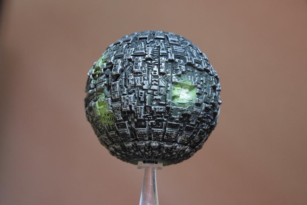 Sphère Borg 01