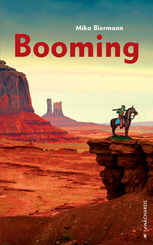 Booming - Biermann - couverture