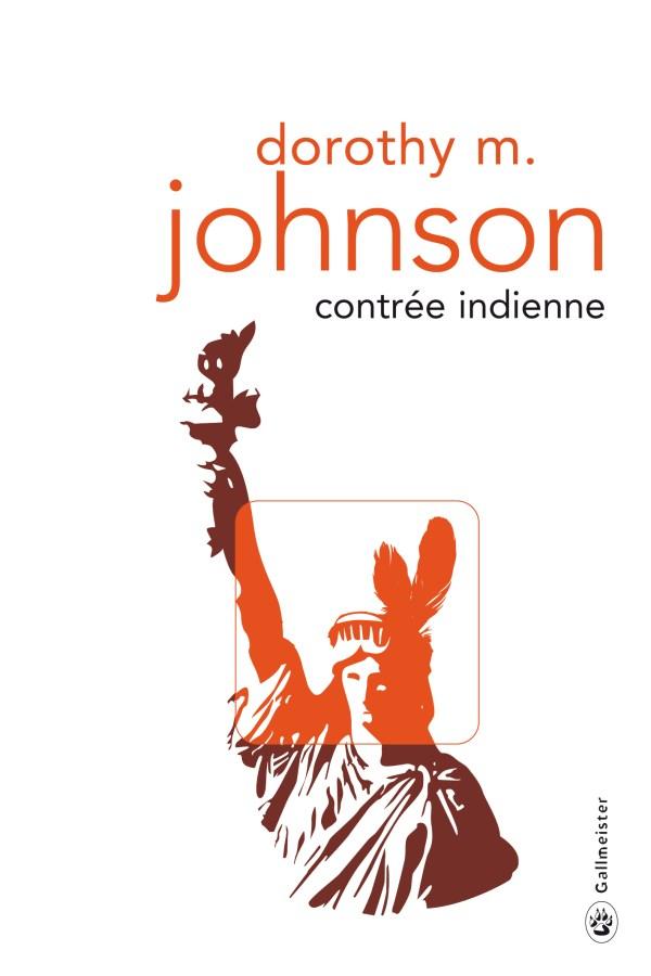 Contrée indienne - Johnson - couverture