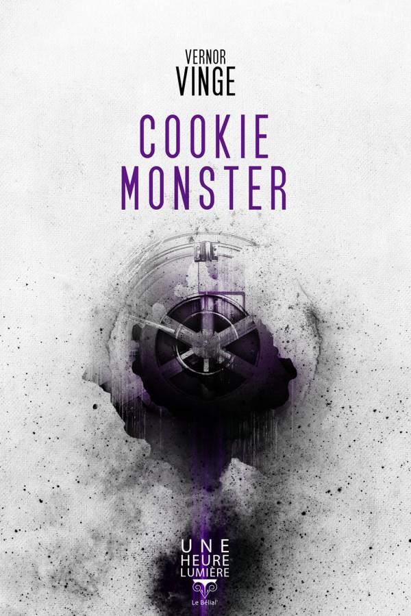 Cookie monster - Vinge - couverture