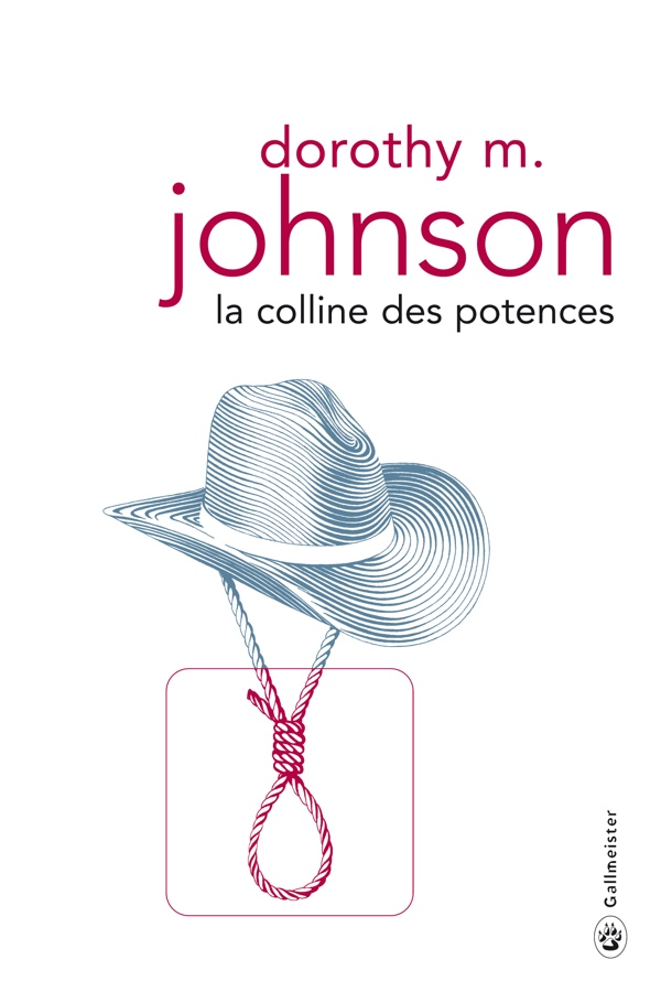 La colline des potences - Johnson - couverture
