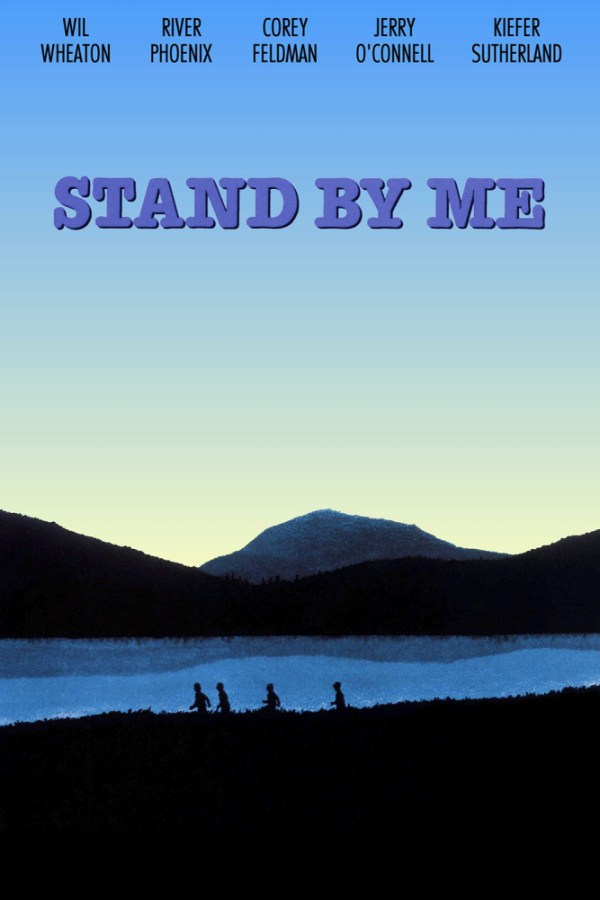 Stand by me - affiche