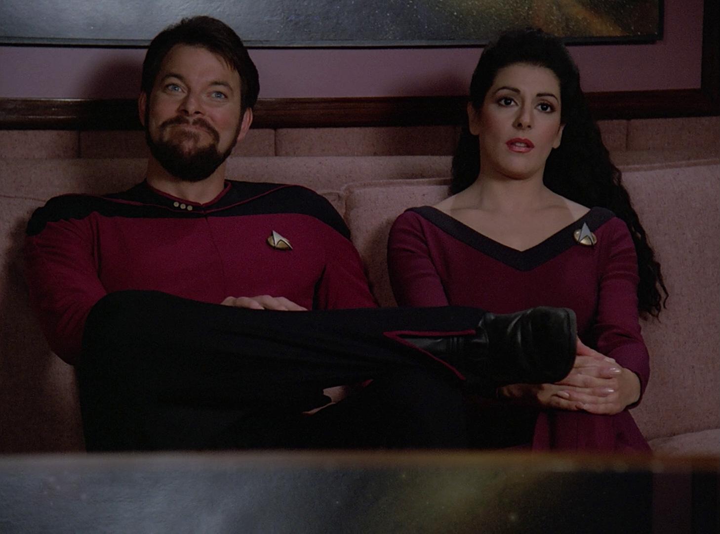 Star Trek - The Next Generation - saison 2 - 08