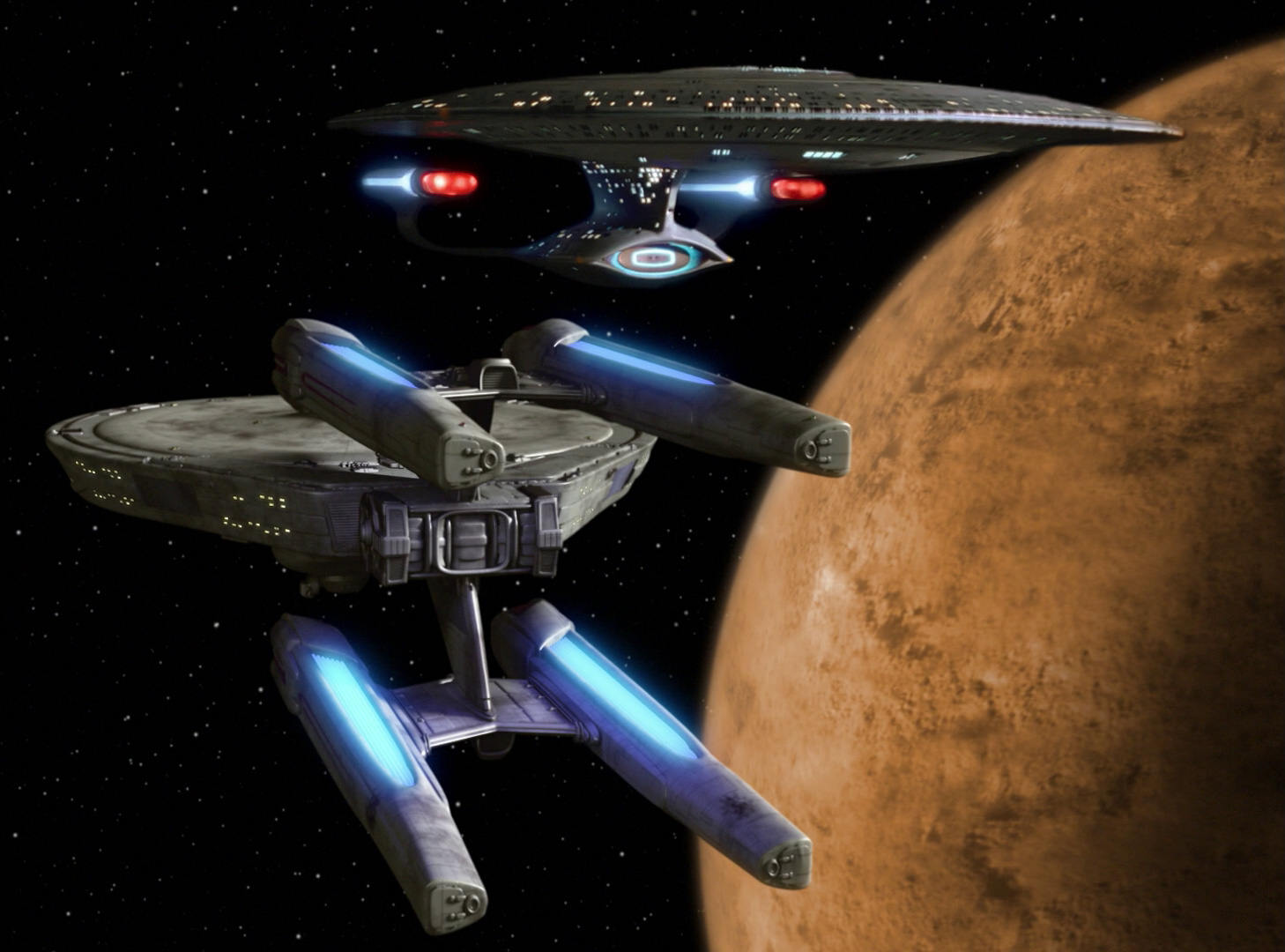 Star Trek - The Next Generation - saison 2 - 12