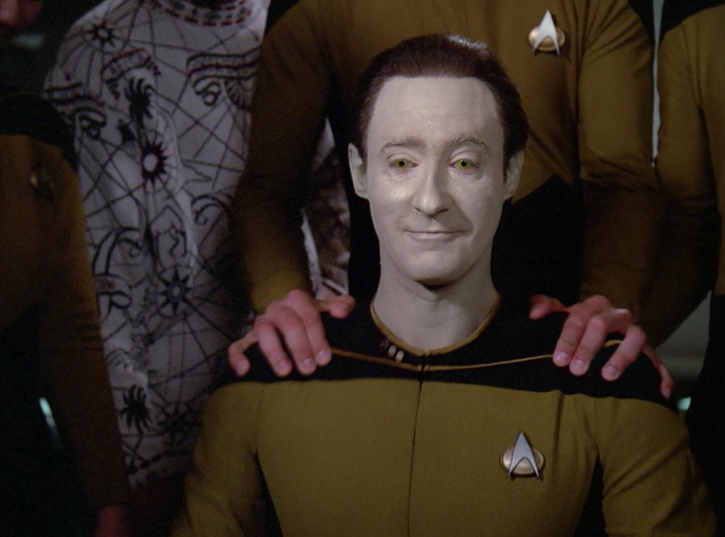 Star Trek - The Next Generation - saison 2 - 16