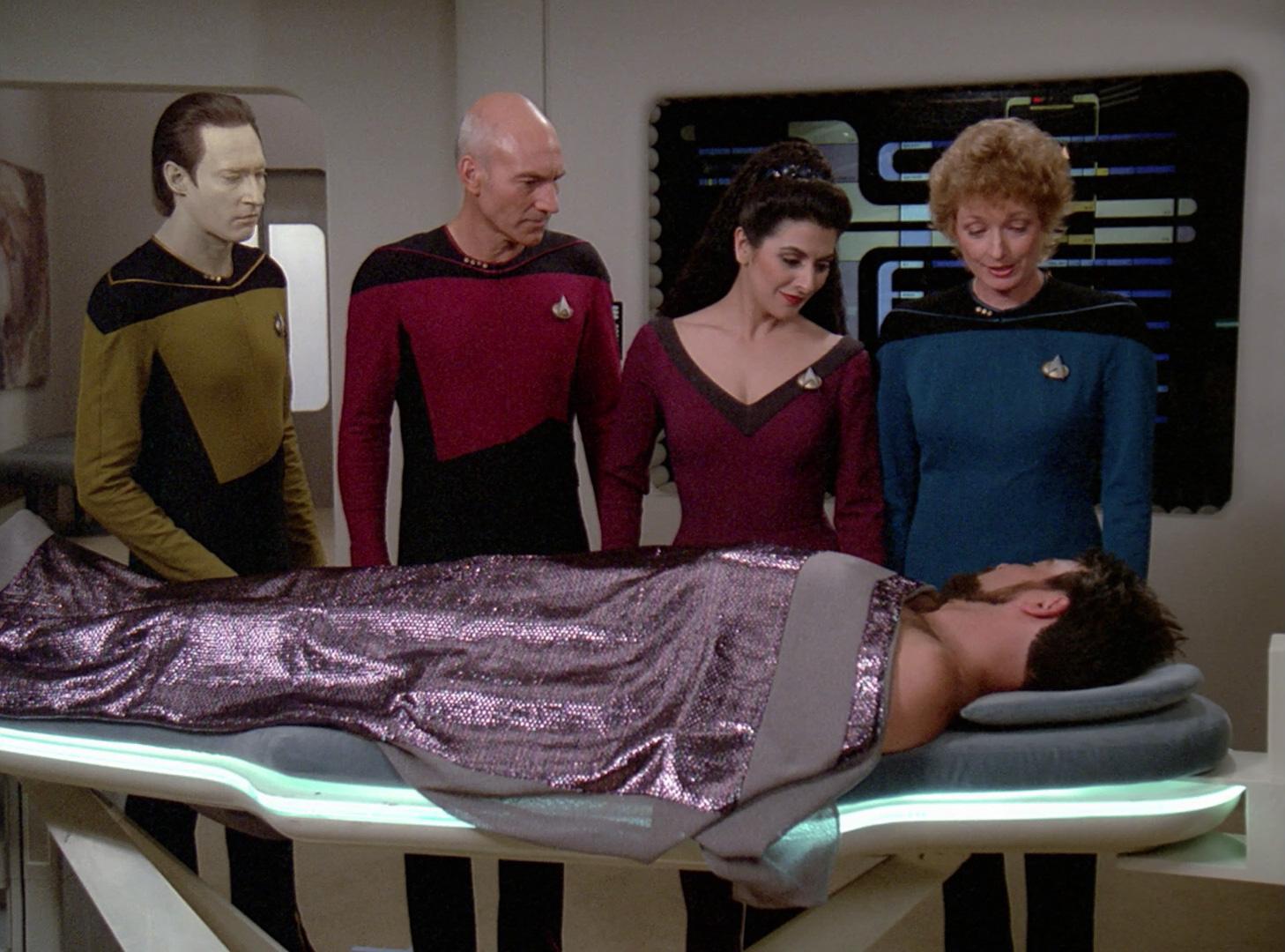 Star Trek - The Next Generation - saison 2 - 23