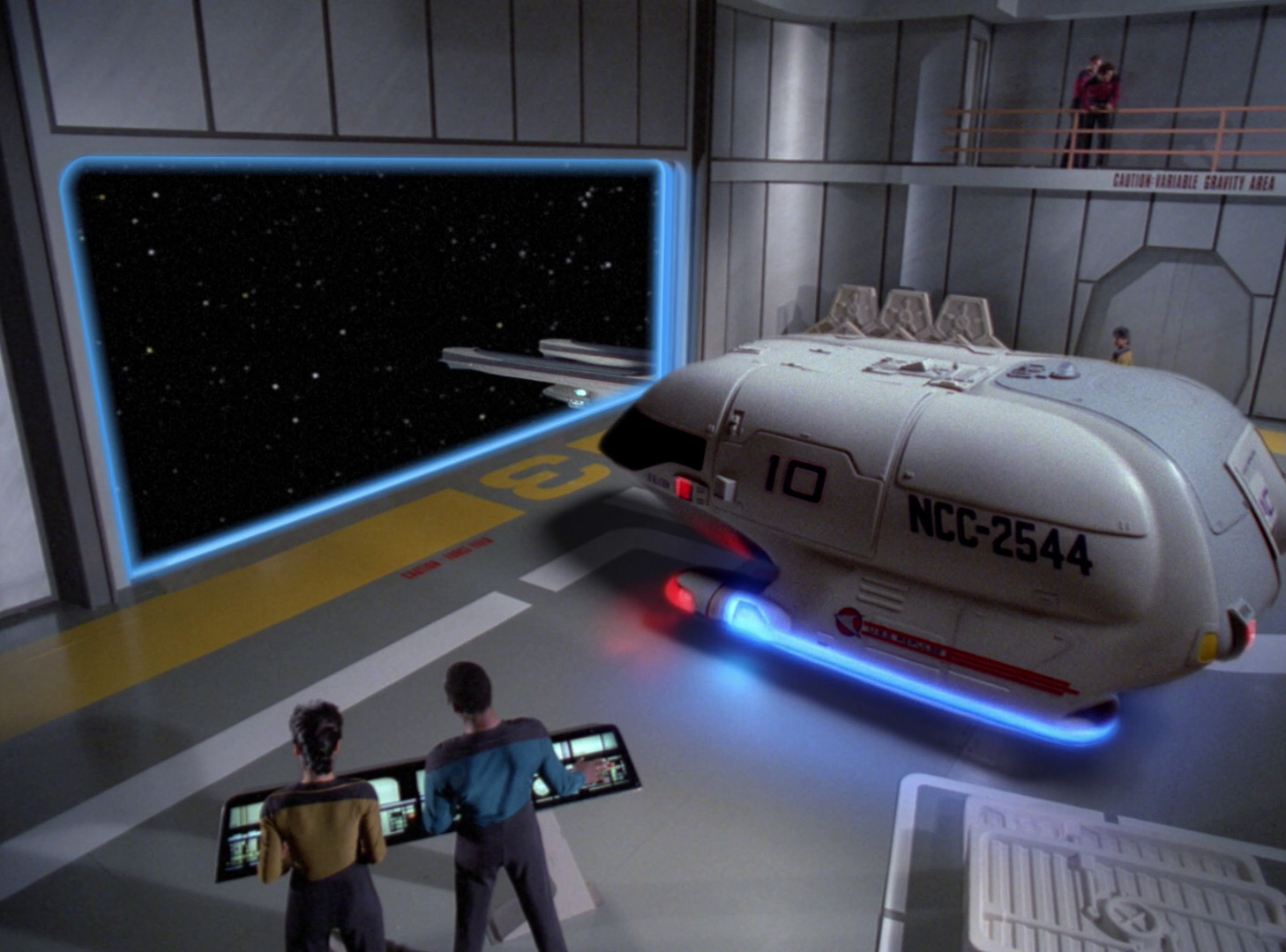 Star Trek - The Next Generation - saison 2 - 28