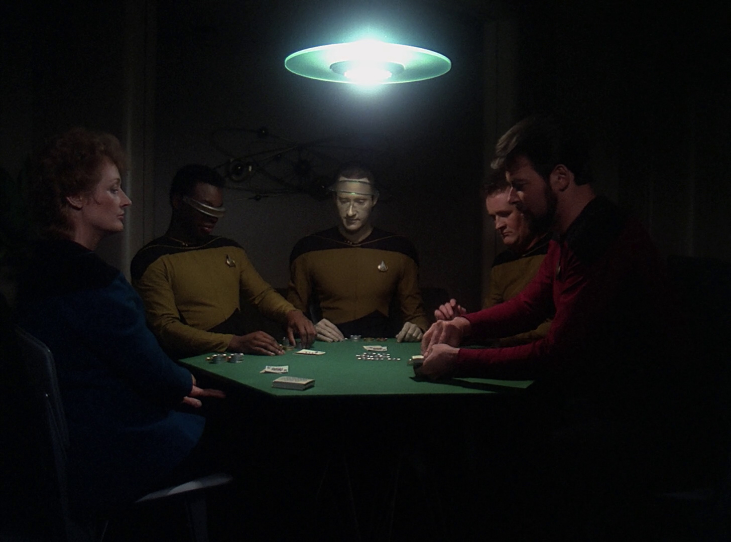 Star Trek - The Next Generation - saison 2 - 37