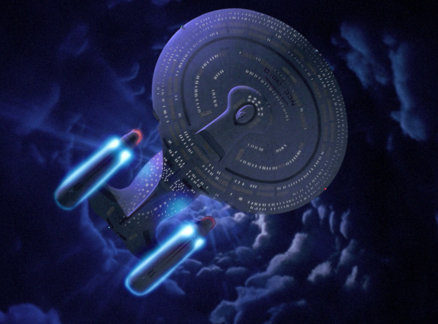 Star Trek - The Next Generation - saison 2 - 41