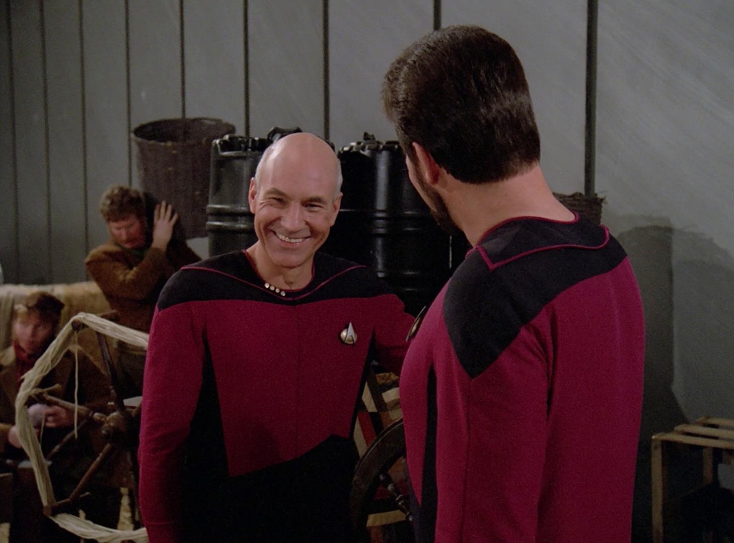 Star Trek - The Next Generation - saison 2 - 45